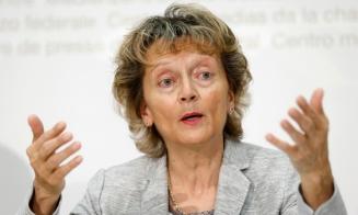 Bundesrätin Eveline Widmer-Schlumpf Bild: derbund.ch